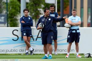 Top 14 - Racing-M�tro : Deux membres du staff convoqu�s par la ligue