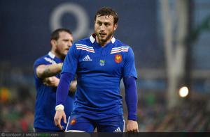 XV de France - M�dard : 'Il faut pers�v�rer'