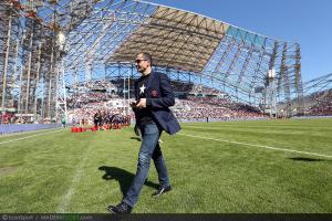 Top 14 - Toulon n�gocie avec le stade V�lodrome