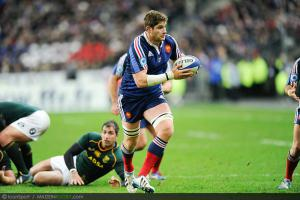 XV de France - Pap� : 'Il y a beaucoup de frustration'