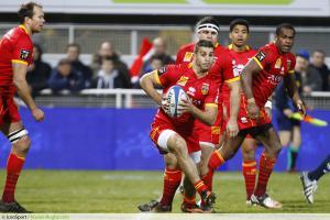 H-Cup - Perpignan : Guitoune devrait d�buter � l'ouverture face � Gloucester