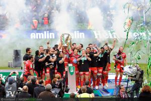 H-Cup - Toulon champion d'Europe
