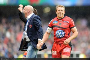 Top 14 - R�actions de Wilkinson apr�s la finale du Top 14