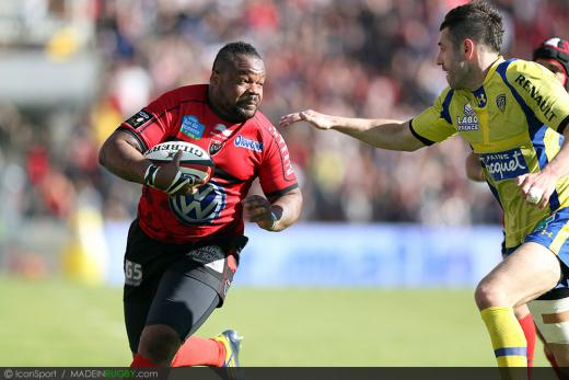 Top 14 - Toulon : Bastareaud touché