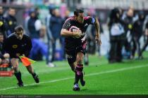 Julien Arias - 02.11.2013 - Stade Francais / Bayonne - 11e journee de Top 14