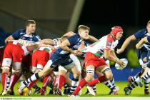 Tanguy MOLCARD  / Will Cliff - 10.10.2013 - Sale Sharks  / Biarritz - Amlin Challenge Cup