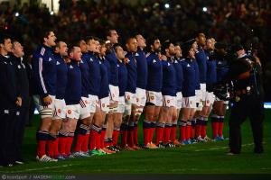 Groupe France  - 21.02.2014 - Pays de Galles / France - Tournoi des Six Nations -