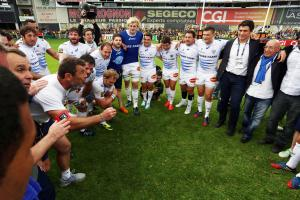 Top 14 - Castres : le XV de d�part pour Toulon