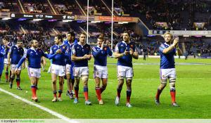VI Nations - La France condamn�e � l'exploit