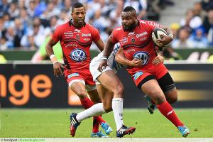 Top 14 - Toulon : Bastareaud bless� au nez