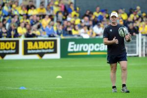 Vern COTTER   - 10.05.2014 - Clermont / Castres - Barrages Top 14 2013/2014