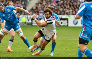 XV de France - Huget : 'C'est une fatigue g�n�rale'