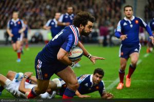 XV France - Il aura fallu 30 secondes � Huget