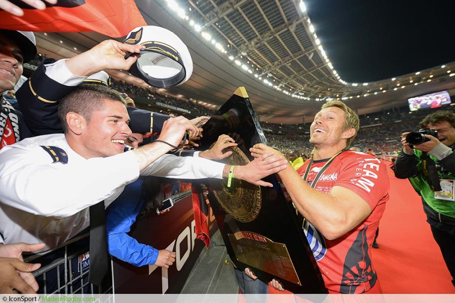 Photos foot : Top 14 - Finale : Toulon 18 - 10 Castres
